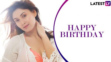 Manjari Fadnnis Birthday Special: 10 Charming Pictures of the Actress that Deserve Your Attention Right Away