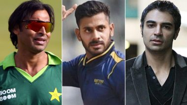 Manoj Tiwary Slams Shoaib Akhtar, Salman Butt for Their Recent Statements, Says 'I Just Wish God Will Bless Them with Some Sense' (View Post)