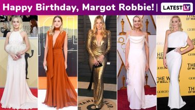 Margot Robbie Birthday Special: Relaxed Chic, Sophisticated and Fiercely Feminine, Say Hello to the Red Carpet Trailblazer!