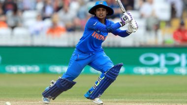 This Day That Year: Mithali Raj Becomes the Highest Run Scorer in Women's ODIs; ICC Relives the Moment (Watch Video)