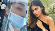 Mouni Roy Finally Boards the Plane After Being Stuck in Abu Dhabi for Four Months (Watch Video)