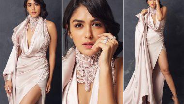 Lakme Fashion Week 2020: Mrunal Thakur to Turn Showstopper for LFW Season-Fluid Edition Finale