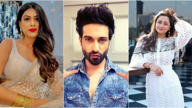 Vijayendra Kumeria On Working With Nia Sharma and Rashami Desai in Naagin 4: 'They Both Are Lovely People and It's Fun to Have Them Around'