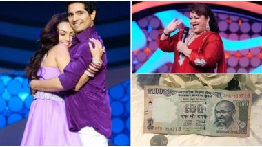 RIP Saroj Khan: Karan Mehra and Nisha Rawal Remember Nach Baliye Stint With Late Choreographer and Her Rs 101 Shagun To Them (View Post)
