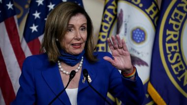 US Capitol Violence: House Speaker Nancy Pelosi's Office Damaged During Riot