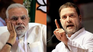 Rahul Gandhi Slams Modi Govt Over ASHA Health Workers' Strike, Says Government Was 'Mute' Already, but Now Maybe 'Blind and Deaf' Also