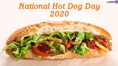 National Hot Dog Day 2020 (US): From Seattle Dog to Chicago Style Hot Dog, Here Are Five Popular Varieties of America's Favourite Food