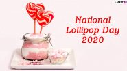 National Lollipop Day 2020 (US): Quick Step-by-Step Recipe to Make Colourful Candies at Home (Watch Video)