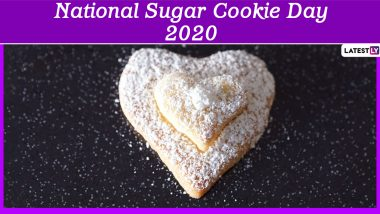 National Sugar Cookie Day 2020: Know Interesting Facts About Its Journey On Becoming Loved Worldwide