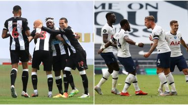 Newcastle United vs Tottenham Hotspur, Premier League 2019-20 Free Live Streaming Online & Match Time in India: How to Watch EPL Match Live Telecast on TV & Football Score Updates in IST?