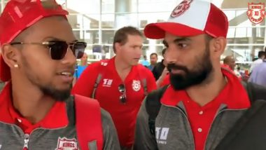 Mohammed Shami Gives Hindi Lessons to Nicholas Pooran in This Throwback Video by Kings XI Punjab