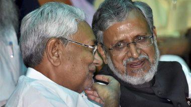 Tarkishore Prasad Elected BJP Legislature Party Leader in Bihar, Reports Say May Replace Sushil Modi as Deputy CM