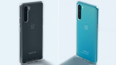OnePlus Nord Render Images Surface Online Ahead of Launch