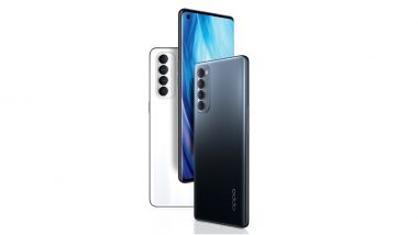 Oppo Reno 4 Pro Smartphone Launched in India at Rs 34,990; Oppo Watch Prices Start At Rs 14,990