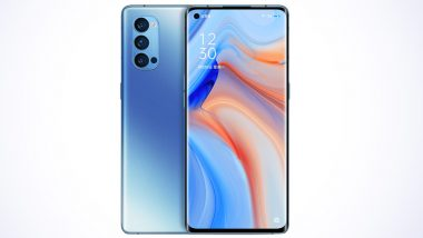 Oppo Reno 4 Pro Smartphone to Be Launched in India on July 31; Check Excepted Prices, Features & Specifications