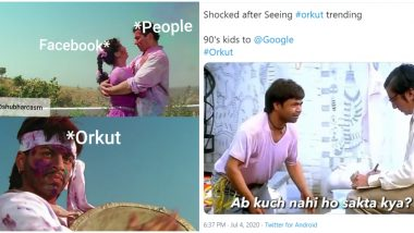 Orkut Trends on Twitter With Funny Memes and Jokes As Netizens Get Nostalgic About The