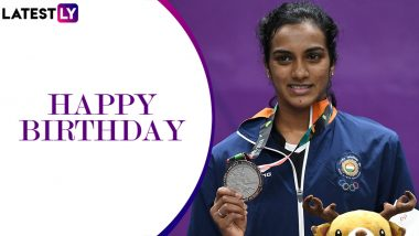 PV Sindhu Birthday Special: Interesting Facts About India's First Badminton World Championship Winner