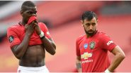 Paul Pogba, Bruno Fernandes React to Manchester United's Disappointing 2–2 Draw Against Southampton Jolting Their Champions League Hopes