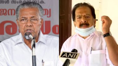 Kerala Gold Smuggling Case: Congress Leader Ramesh Chennithala Writes Letter to PM Narendra Modi, Seeks CBI Probe
