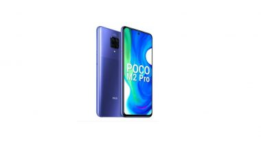 Poco M2 Pro Online India Sale Today at 12 Noon via Flipkart, Check Prices & Offers