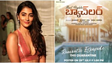 Most Eligible Bachelor: Pooja Hegde Makes an Announcement on the Upcoming Film's New Poster Reveal (View Post)