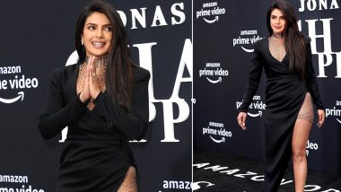 Priyanka Chopra Birthday Special: The Perpetual Red Carpet Glamazon Brings Her Own Sassy Spotlight!