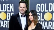 Bill Hader and Rachel Bilson Reportedly Call It Quits After Dating for Less Than a Year