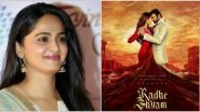 Radhe Shyam: Anushka Shetty Shares the First Look of Prabhas and Pooja Hegde's Film, Says 'Looking Forward to It' (View Post)
