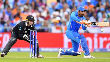 Ravindra Jadeja Remembers India's Heart-Breaking Loss Against New Zealand in 2019 World Cup Semi-Final, Calls It 'One of the Saddest Days' (View Post)