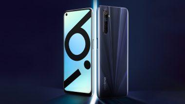 Flipkart Big Saving Days Sale 2020: Realme 6i Smartphone to Go on Sale at 12 Noon Today via Flipkart