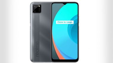 Realme C11 Smartphone to Be Launched in India on July 14; Expected Prices, Features & Specifications