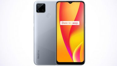 Realme C15 First Online Sale Today in India at 12 Noon via Flipkart & Realme.com, Check Prices & Exciting Offers
