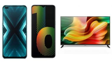 Realme X3, Realme X3 SuperZoom, Narzo 10 & Realme TV Online India Sale Today at 12 Noon via Flipkart & Realme.com