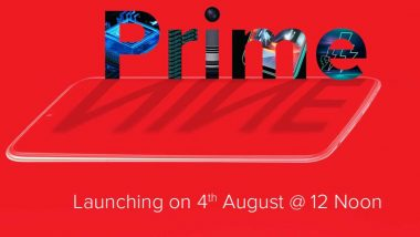 Redmi 9 Prime Smartphone to Be Launched in India Tomorrow; Expected Prices, Features, Variants & Specifications