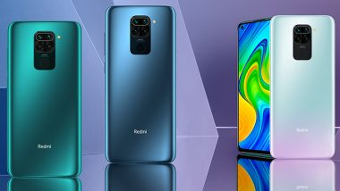 Redmi Note 9 to Go on Sale Today in India at 12 Noon via Amazon.in & Mi.com, Check Prices & Offers