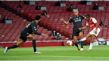 Arsenal 2–1 Liverpool, Premier League 2019–20 Goal Video Highlights: Gunners Dash Champions' Record Point Bid With Sensational Win