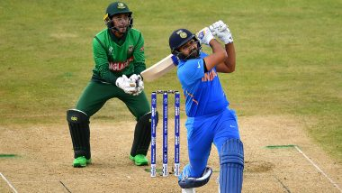 This Day That Year: Rohit Sharma Scores Magnificent Century As India Defeat Bangladesh by 28 Runs in ICC Cricket World Cup 2019 (Watch Highlights)