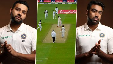 Rohit Sharma, R Ashwin and Others Delighted As International Cricket Resumes With England vs West Indies 1st Test 2020 (See Reactions)