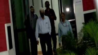 Kerala Gold Smuggling Case: Pinarayi Vijayan's Former Principal Secretary M Sivasankar Arrives at Kochi NIA Office for Interrogation
