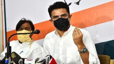 Sachin Pilot Says Issues Raised by Him 'Ideological'; Priyanka Gandhi, Ahmed Patel, KC Venugopal on Congress Panel to Hear Grievances