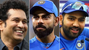 National Doctor's Day 2020 Wishes: Sachin Tendulkar, Virat Kohli and Rohit Sharma Lead Cricket Fraternity in Saluting Doctors for Their Services (View Posts)