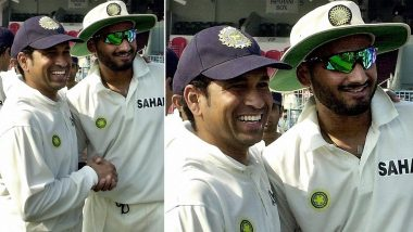 Harbhajan Singh Delighted As Sachin Tendulkar Wishes Happy Birthday to Him in Punjabi (View Post)