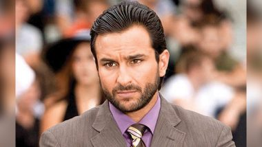 Saif Ali Khan Says He's Been a Victim of Nepotism Too, Twitterverse Gives 'Sharmila Tagore's Son' a Reality Check (View Tweets)