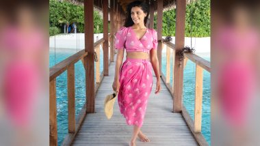 Saiyami Kher Is All About Pink Splendour in This Throwback Maldives Holiday!