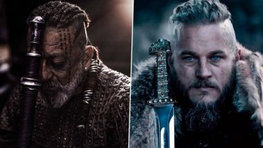KGF Chapter 2: Twitterati Compares Sanjay Dutt's Intense Look As Adheera To Ragnar Lothbrok From Vikings (View Tweets)