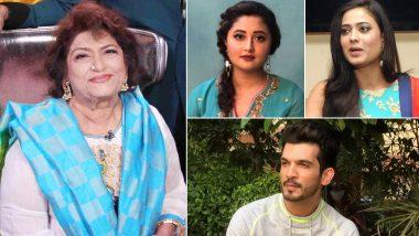 RIP Saroj Khan: Rashami Desai, Shweta Tiwari, Arjun Bijlani and Others Mourn the Loss of Bollywood's Ace Choreographer (View Posts)