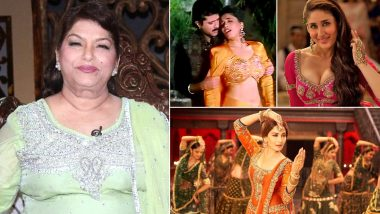 Saroj Khan Passes Away at 71: Dhak Dhak Karne Laga, Dil Mera Muft Ka, Tabaah Ho Gaye – Superhit Songs Choreographed by the Only Masterji of Bollywood