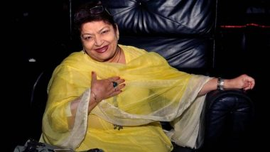 Saroj Khan Passes Away, Bollywood Celebrities Pay Tribute To The Legendary Choreographer - Read Tweets