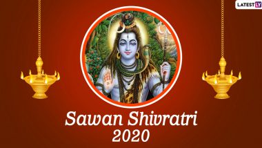 Sawan Shivratri 2020 Date And Puja Shubh Muhurat: Know The Significance, Timings And Rituals of Masik Shivaratri, the Observance Dedicated to Lord Shiva