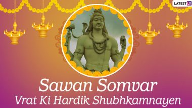 Happy Sawan 2020 Images And HD Wallpapers For Free Download Online: WhatsApp Stickers, Photos and Hike Messages to Send Festive Greetings